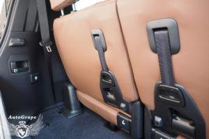 Autogrape установка третьего ряда сидений
