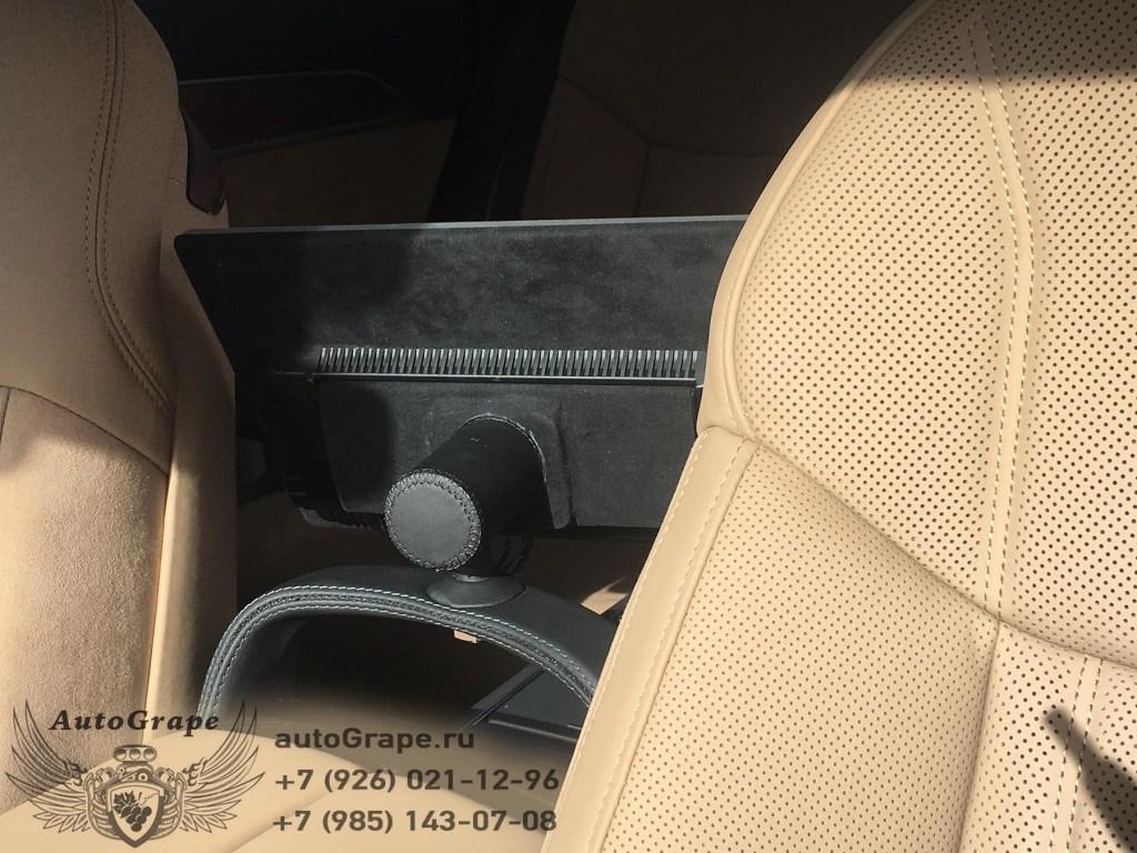 монитор для задних пассажиров ауди а8
