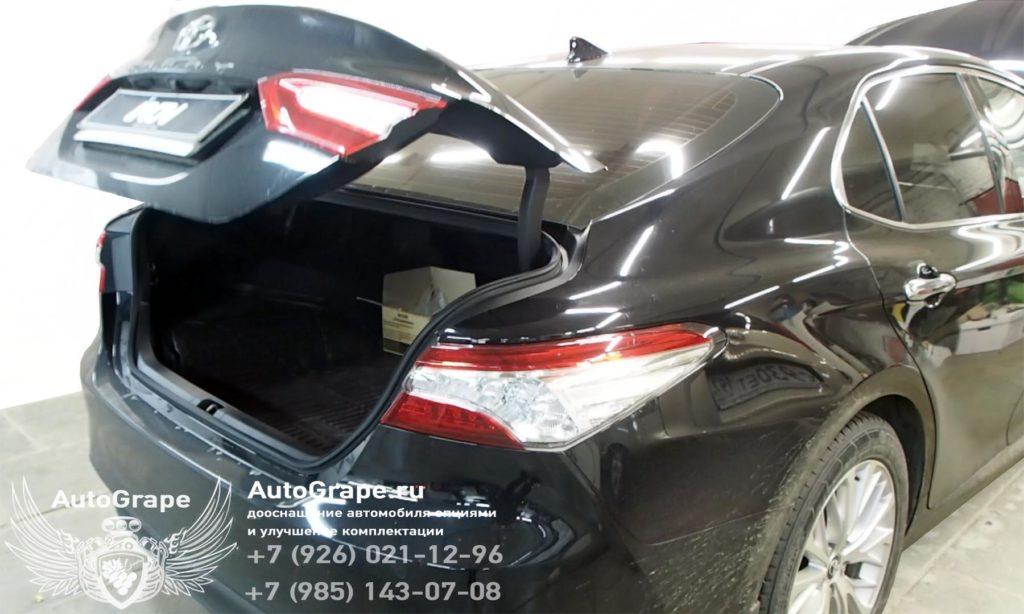 Привод багажника Toyota Camry v70