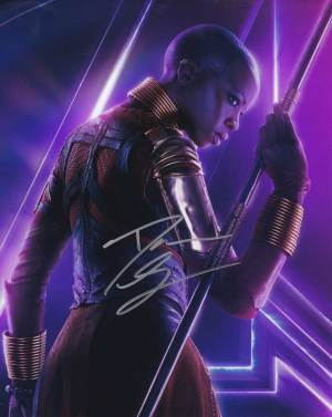 Danai Gurira in-person autographed photo