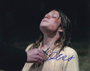 Jennifer Carpenter in-person autographed photo