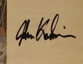 fake john bonham autograph led zeppelin