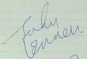 John Lennon Autograph and autograph examples The Beatles