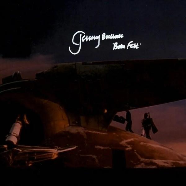 Jeremy Bulloch Autograph for sale   Star Wars Boba Fett
