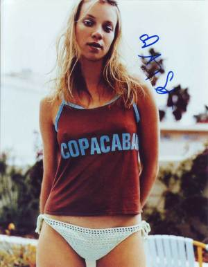 Amy Smart in-person autographed photo