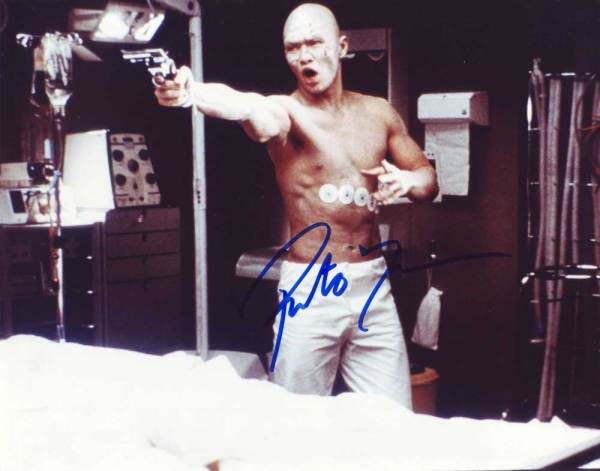 Rick Yune in-person autographed photo