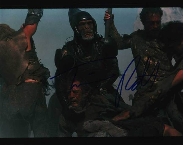 Tim Roth in-person autographed photo