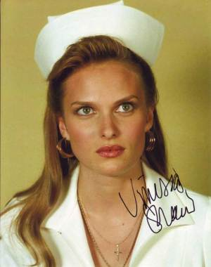 Vinessa Shaw in-person autographed photo