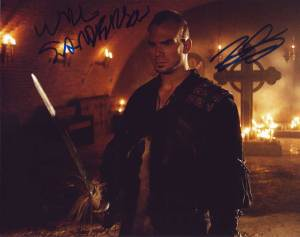 Will Sanderson in-person autographed photo