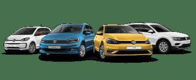 Autohaus Halstenberg - VW PKW Modelle