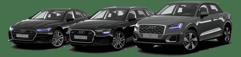 Autohaus Halstenberg - Audi Leasingangebote für Gewerbetreibende