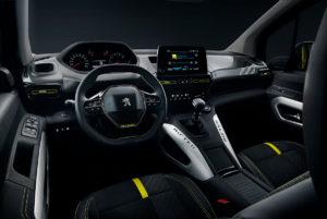 Peugeot RIFTER 4x4 Concept 01
