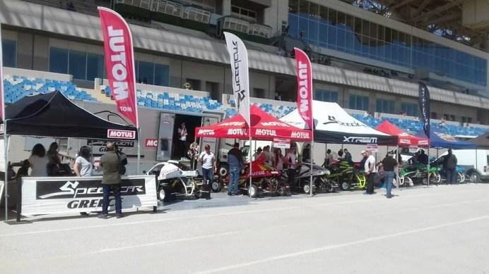 Speedcar Motul Team Greece