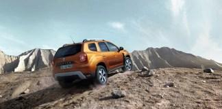 New Dacia DUSTER 01