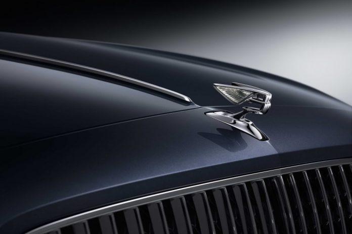 New Bentley Flying Spur 4