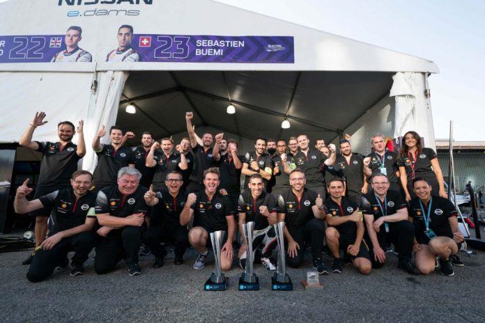 Nissan Formula E - NYC E-Prix - Team Photo