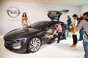 IAA 2013 - Opel Monza Concept
