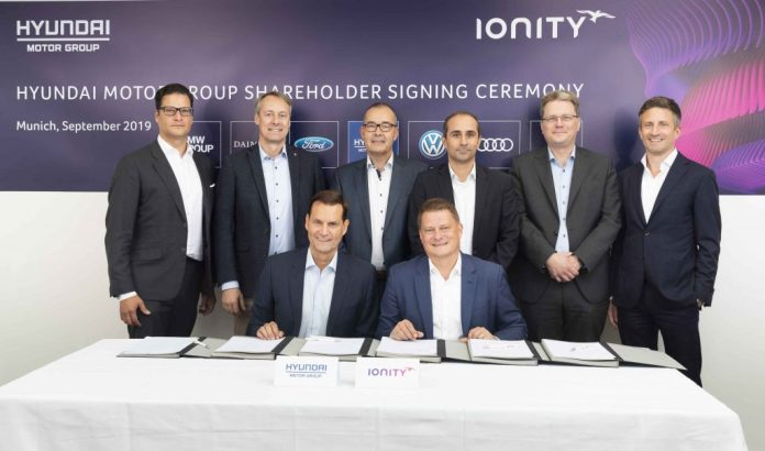 IONITY Signing