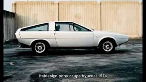 Pony Coupe Concept 1974t