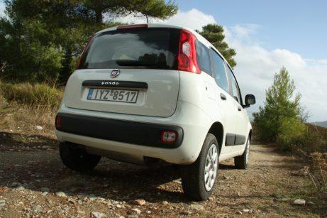 FIAT PANTA CNG 1
