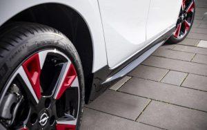 Opel Corsa Accessories