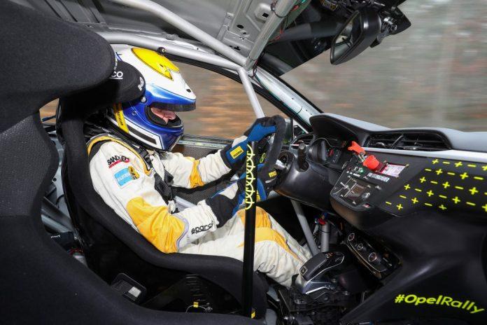 Opel Corsa-e Rallye 06