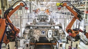 SEAT Production line