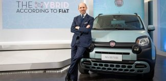 FCA FIAT HYBRID MEDIA DRIVE EVENT - FICO Italy World