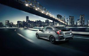 Honda Civic 2020 Facelift 01