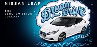Nissan LEAF Dream Drive 0