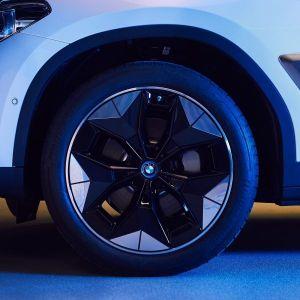 BMW iX3 Aerodynamic Wheels