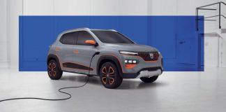 Dacia SPRING show car_low