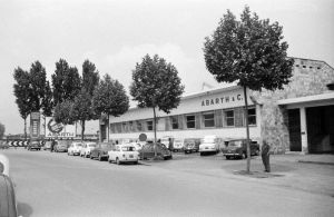 Abarth factory 1949