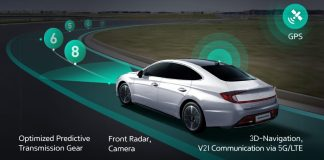 Hyundai ICT Connected Shift System_