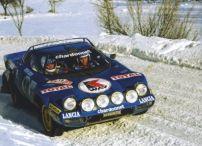 Michèle Mouton Lancia Stratos