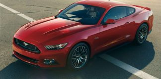 Ford Mustang GT with Performance Pack