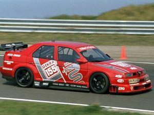 alfa romeo 1993 155 GTA