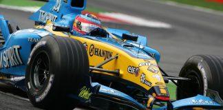 Renault DP World F1 Team 01