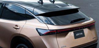 Nissan Ariya rear quarter_2