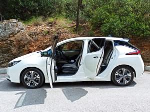 Nissan Leaf autoholix 11