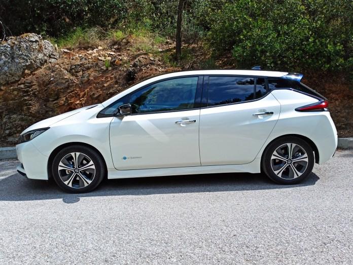 Nissan Leaf autoholix 18