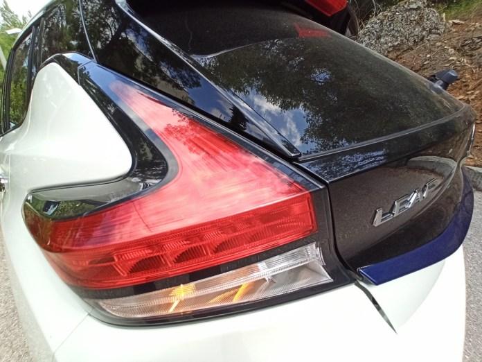 Nissan Leaf autoholix 30