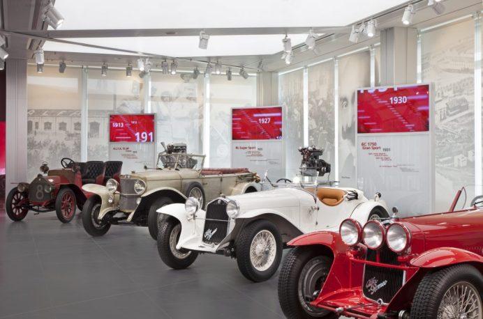 Alfa Romeo Museo Collection 06