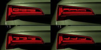 Audi digital OLED technology 10