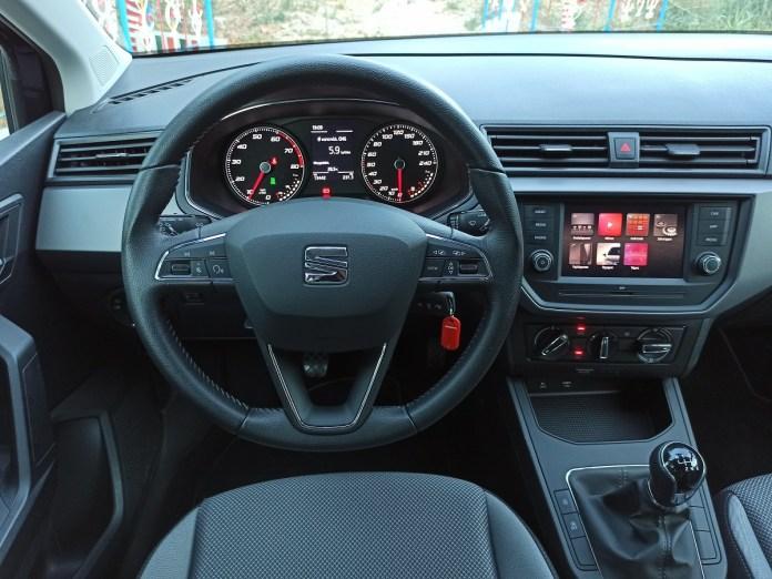 SEAT Ibiza 1.0 TGI autoholix 18