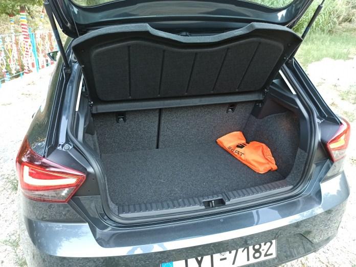 SEAT Ibiza 1.0 TGI autoholix 30