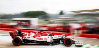 Alfa Romeo Racing Orlen Grand Prix Imola