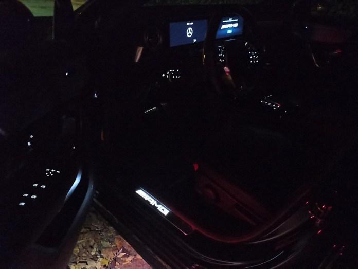Mercedes AMG A35 sedan 4MATIC 306PS autoholix 2020 0124