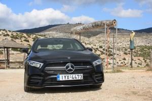 Mercedes AMG A35 sedan 4MATIC 306PS autoholix 2020 042