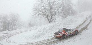 Abarth 124 rally #89 Team Bernini Rally – ACI Rally Monza FIA RGT Cup (3)0